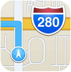 iOS6-AppleMaps-icon