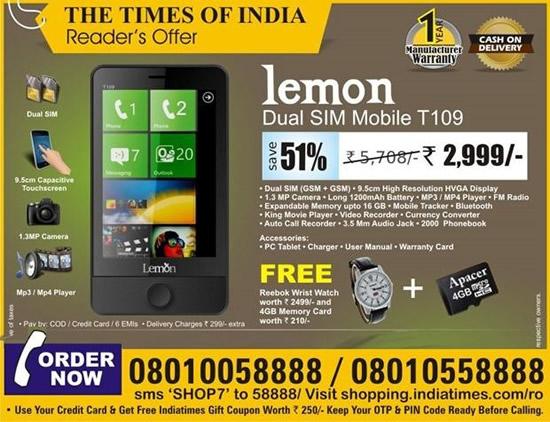 lemon-t109-dual-sim-mobile-watch-reebok-wrist-watch-worth-rs-2499-4gb-memory-card-worth-rs-210_t