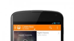 Play Music - Listen Now - Nexus 4