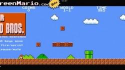 Full-Screen-Mario