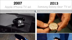 Samsung-copies-2007-iPhone-TV-ad