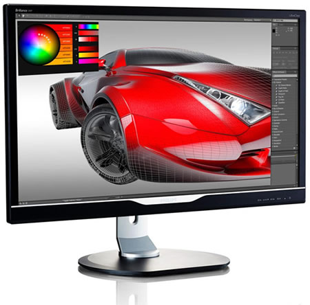 Philips-UltraClear-4K-28-inch-Monitor