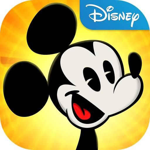 Where's My Mickey-