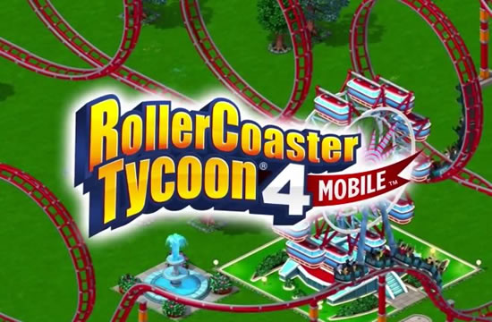 RollerCoasterTycoon4Mobile