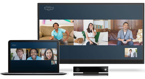 skypeGroupVideoCalling