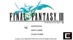 FinalFantasyIII