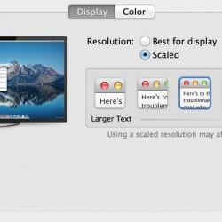 Screen Resolutions