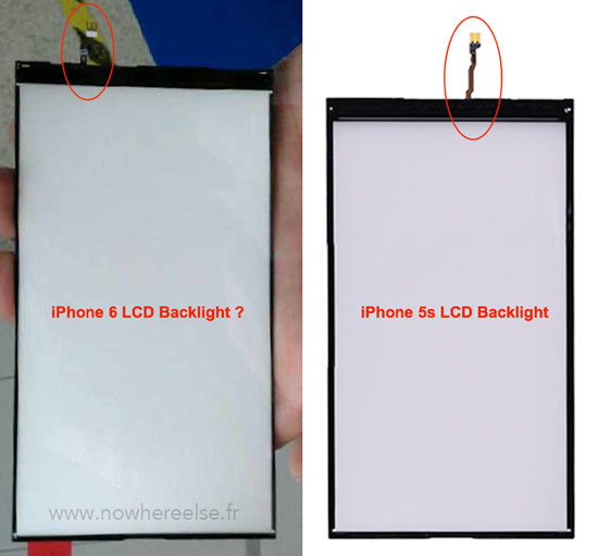 iPhone-6-vs-iPhone-5s-LCD-Backlight-1