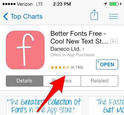 Better-Font-Free-App-Store-Manipulation1