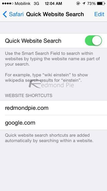 Quick-site-search