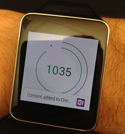 Android-Wear-watch-take-a-note