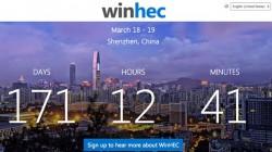 winhec2015china