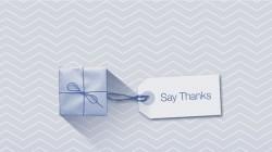 saythanks