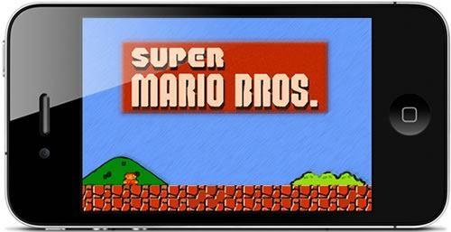 iPhone-Nintendo
