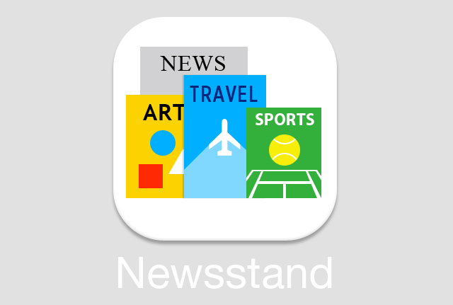 newsstand_ios7