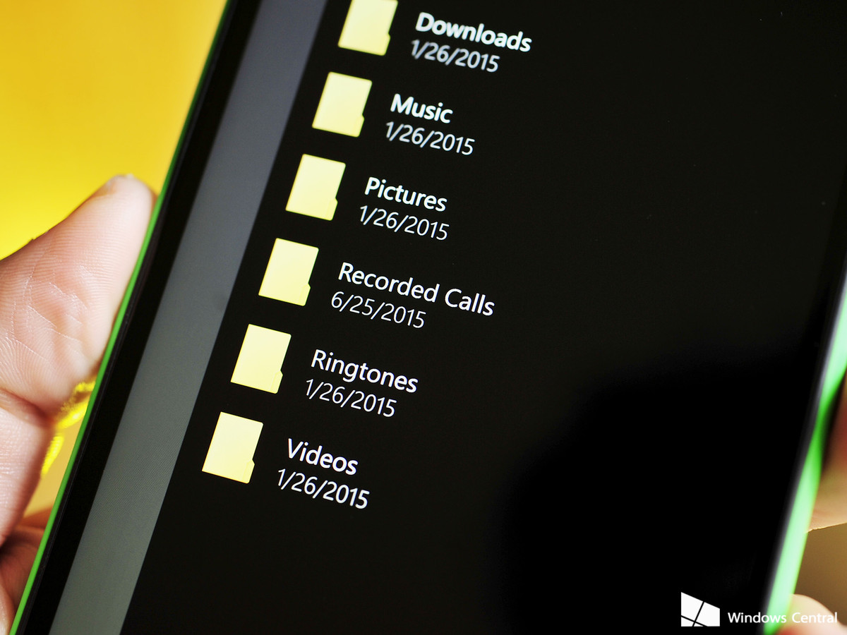 recorded-calls-folder-windows10