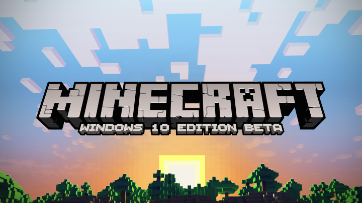 Minecraft-Windows-10-Edition-Beta-Key-Art-720x405