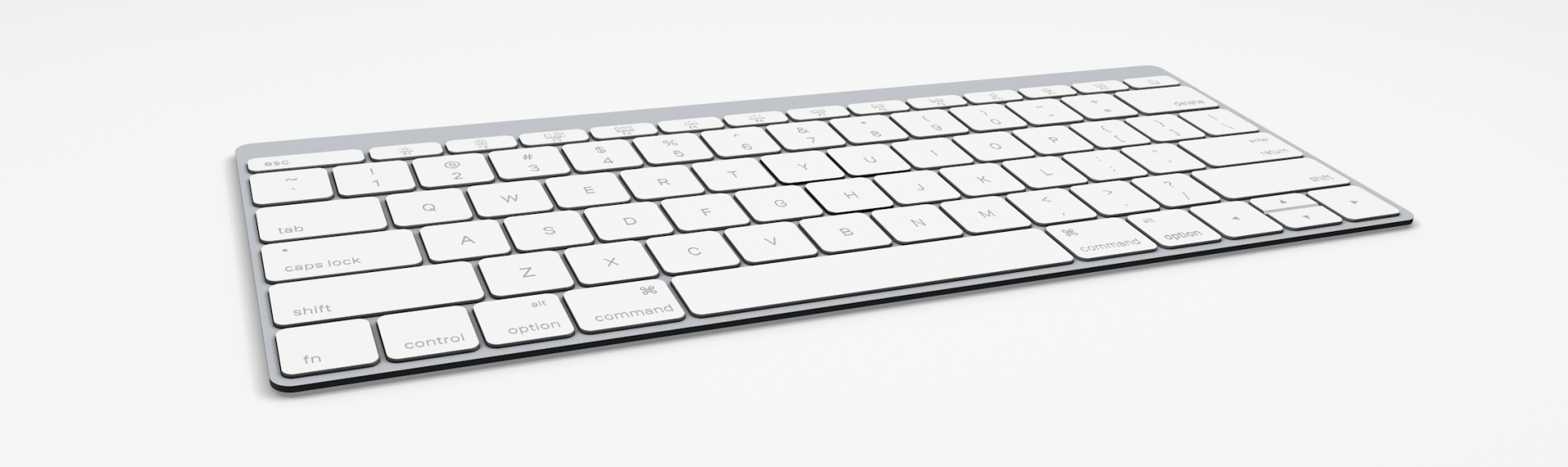keyboard-angle-white-display