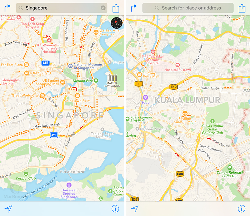 apple_maps_traffic_singapore_malaysia
