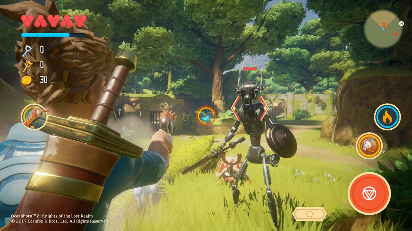 th_Oceanhorn-2-Mobile-screenshot-Warden-Woods