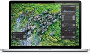「MacBook Pro Retinaディスプレイモデル」でグラフィックスのパフォーマンスが急激に低下する不具合