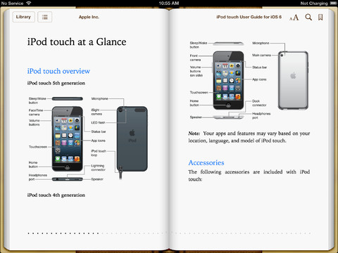iphone 6 user guide apple ibookstoreで ipod touch user guide for ios 6 をリリース 15102