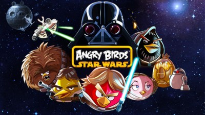 「Angry Birds Star Wars」、リリース後2時間半以内で米App Storeのランキングトップに