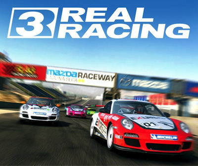 Electronic Arts、人気レースゲームの最新作「Real Racing 3」をリリース