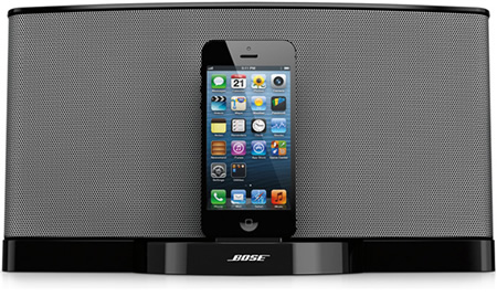 BOSE、同社初の「iPhone 5」対応スピーカー「SoundDock Series III digital music system」を発表