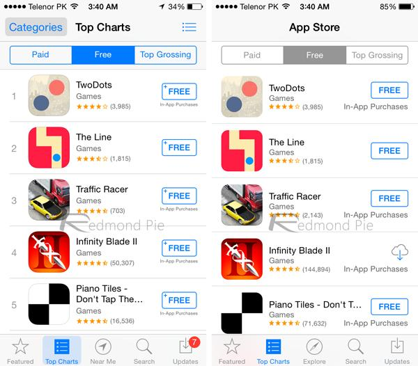 how to change us app store