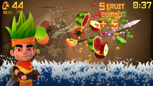Fruit Ninjascreen520x924