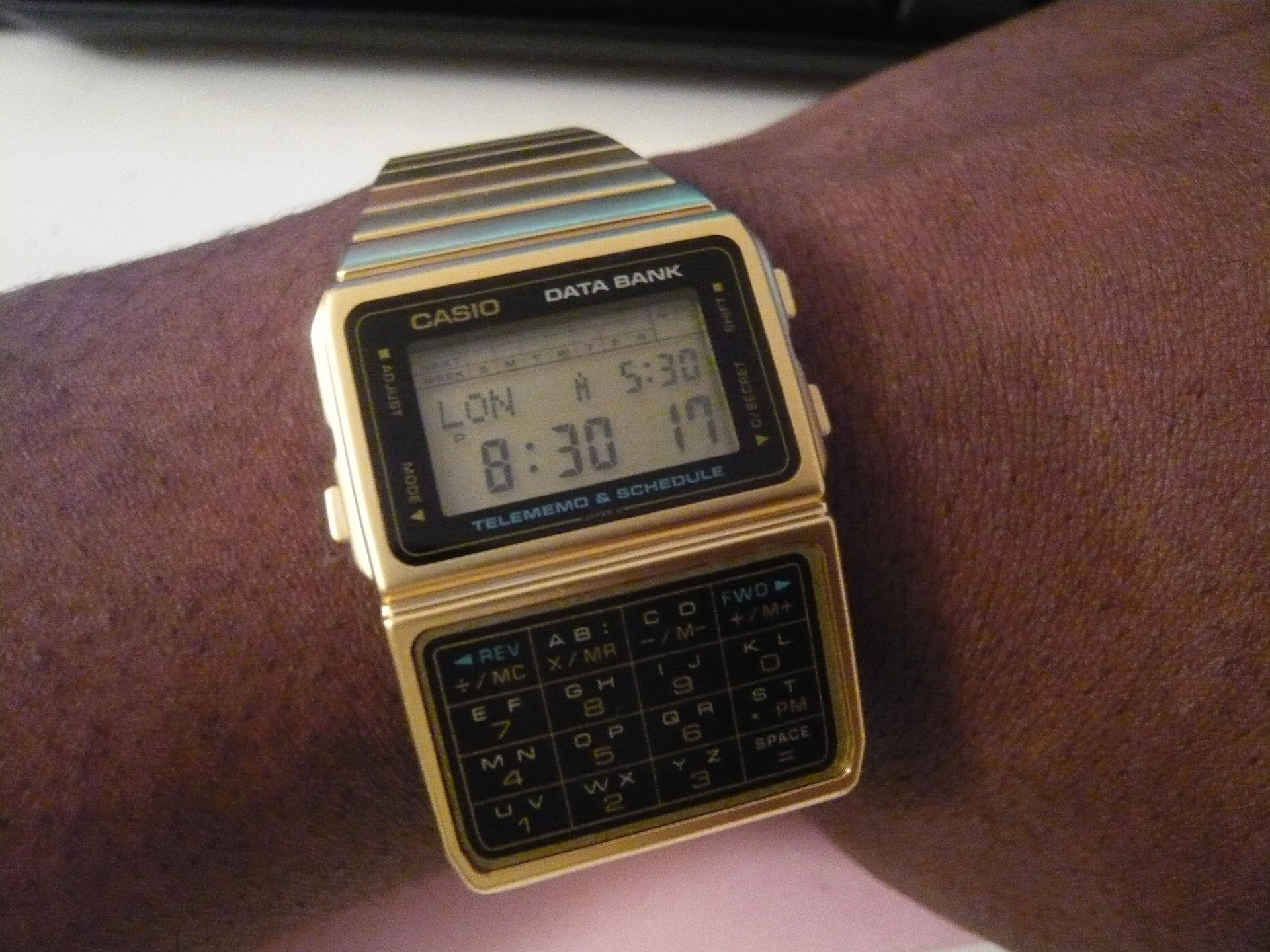 Casio_DATA_BANK_watch