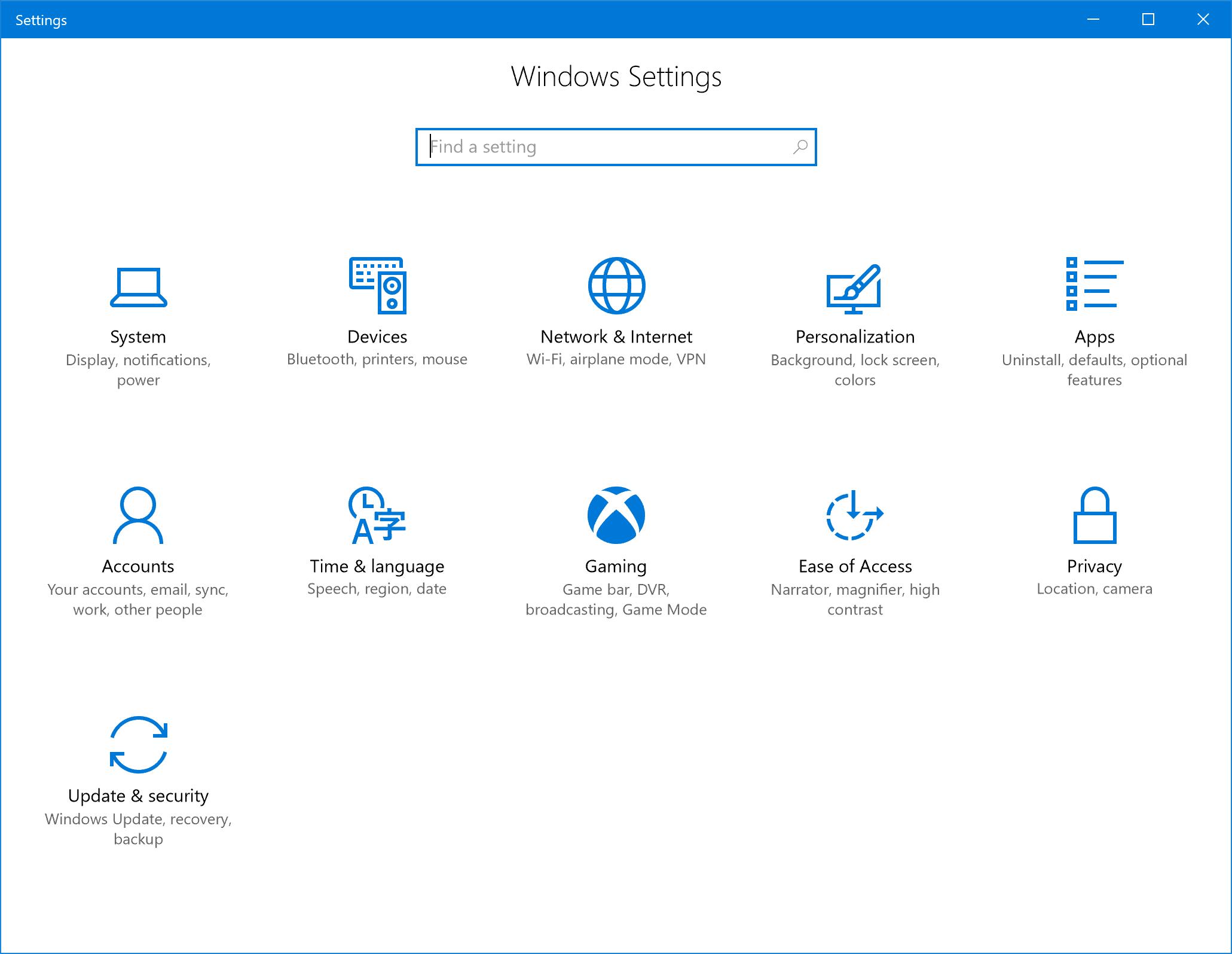 settings-xbox