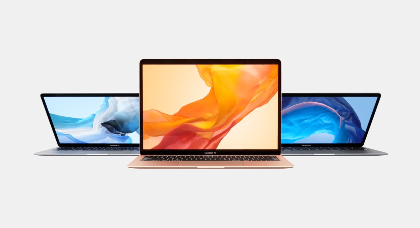 Apple、新型「MacBook Air」を発売