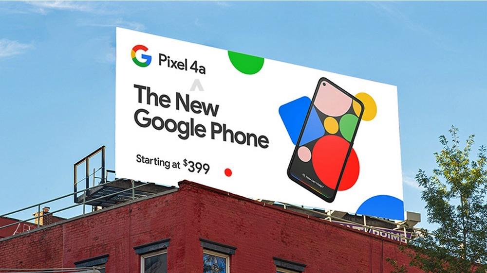 「Gogle Pixel 4a」の価格は399ドルからか