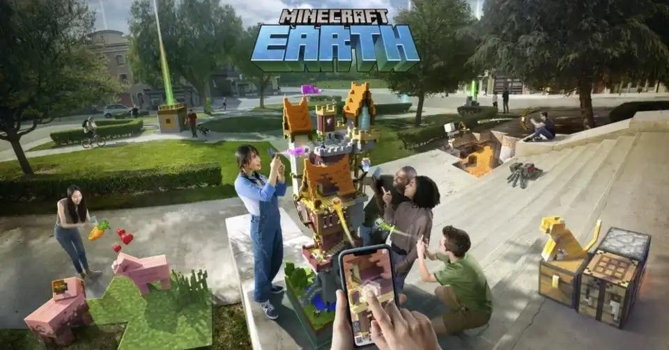 「Minecraft Earth」、8月1日をもって一部の32bit版Android端末のサポートを終了へ