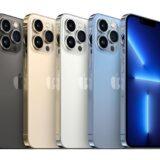 「iPhone 13」シリーズと「iPad mini (第6世代)」のベンチマークスコアのまとめ